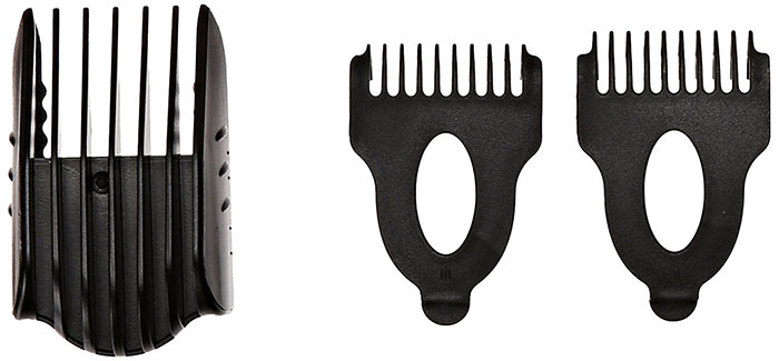 Conair-Corded Beard and Mustache Trimmer adjustable combs