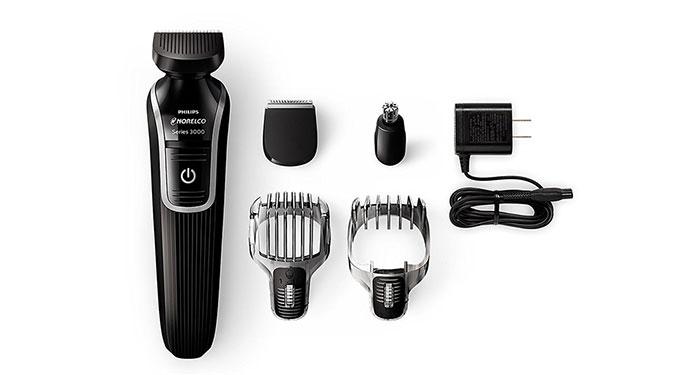 philips norelco multigroom series 3100 attachments beard care shop. Black Bedroom Furniture Sets. Home Design Ideas