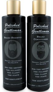 Beard Care With Organic Beard Oil