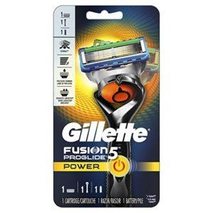 GILLETTE FUSION5 PROGLIDE POWER MEN'S RAZOR