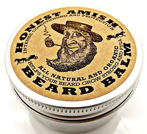 Honest Amish All Natural Beard Balm