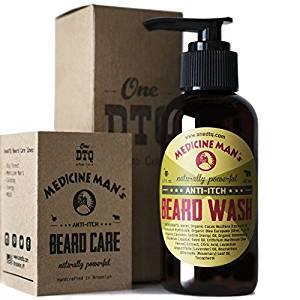 Medicine Man's Itchy Beard Wash