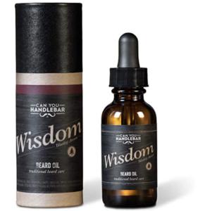 Wood Scent Premium Beard Oil for Men